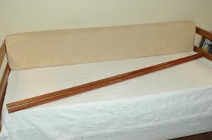 Bastão de Jatobá - 1,90cm x 3,3cm